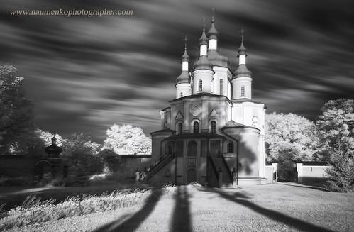 Густыня. Петро-Павловская церковь 2