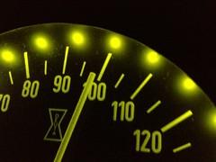 (scatta.che.ti.passa.) Tags: wet rain night speed train railway 100 pioggia treno notte velocit tachimetro ferrovia locomotiv locomotiva bagnato tachimeter locomotor locomotore