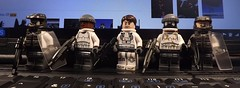 EU Troop Standards (Kyle Peckham) Tags: lego military purge thepurge