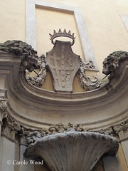 Aracoeli 1 (Piazza d') - Palazzo Massimo - Tritone 02 (Fontaines de Rome) Tags: roma rome rom fontana fontane fontaine fontaines fountain fountains brunnen bron font fuente fuentes piazza aracoeli 1 ara coeli tritone palazzo massimo rignano colonna carlo