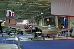 WH301 meteor F.8a (Andy court) Tags: museum aircraft aviation rafmuseumhendon gbusi 2757 8417 vt812 34037 bhxo wh301 geupc dd931 gustv tj138 n1671 xw547 geuug j9941 rd253 xb812 mh486 xv424 xz997 xg474 xp299 lnrms nv778 kn751 xw855 zj116 r5868 pr536 za457 k4232 xs925 we139 xw323 112372 pk724 f1010 730301 494083 xm717 fe905 kl216 fx760 gaamx bl614 xg154 4474409 wp962 mm5701 e3b521 be421 xv732 kk995 701152 mn235 xm555 wv783 lb264 xn972
