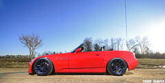 Red S2000 CE28 (Chris Sempek) Tags: red honda virginia fast s2k s2000 jdm volk s2ki nfr justinprice ce28 sempek chrissempek