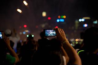 Sydney Darling Harbour NYE Fireworks 2012-2013