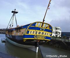 IMG_3767 ( MissChief Photography ) Tags: sailing hermione sailingboat charentesmaritimes rochefortmer