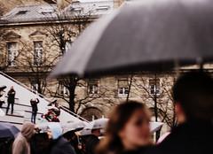 Hotel Dieu ~ Urban Chronicles ~ Paris ~ MjYj (MjYj) Tags: city urban paris love beauty contrast pretty solitude time femme amour eden tones encounters espoir hoteldieu img6223 mjyj mjyj