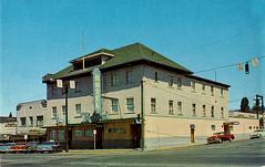 1957 c Beaufort Hotel (1914-2009) in Port Alberni (glenalan54) Tags: history change demolished portalberni beauforthotel socialhistory beerparlour 19142009