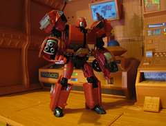 Cliffjumper (rodstoybox) Tags: one transformers classics ark generation autobot cliffjumper igtf007