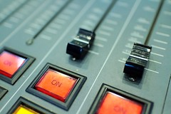 Broadcasting station electronic control equipment5 (Bobi-home) Tags: broadcast station way studio airplane still control live laptop an equipment broadcasting microphone electronic on