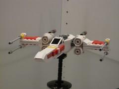Lego Midi Scale X-Wing Update January 2013 4 (Blanik2012) Tags: scale starwars lego xwing midi moc incom