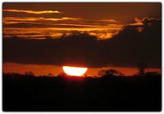 merci de ta visite monsieur soleil (doubichlou) Tags: sunset sky cloud france soleil poetry glory coucher lovers ciel normandie nuage calvados vues basse