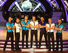 Michael Vaughan, Phil Tufnell, Pasha Kovalev, Louis Smith, Robin Windsor, James Jordan, Artem Cingvintsev