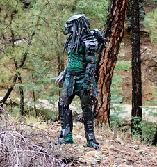Pred 17 (Kurt Colin) Tags: arizona predator comicon