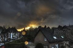 Ghostlight (iMarkus1) Tags: light cloud sun storm unreal hdr