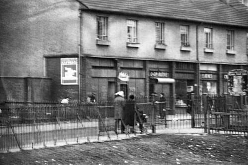 Pendeen Road Shops Barlarnock 1970s