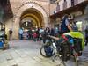 Cycle touring in Fès medina (jbdodane) Tags: africa bicycle day087 fes medina morocco freewheelycom maroc cyclotourisme cycling velo cycletouring jbcyclingafrica