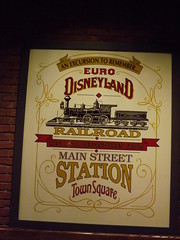 Euro Disneyland Railroad (CoasterMadMatt) Tags: park railroad winter paris france season french photography  foto photographie photos euro disneyland magic hiver january kingdom disney resort photographs theme janvier parc franais park magie saison parc thme 2013 magic theme paris euro disney disneyland eurodisneylandrailroad coastermadmatt disneyland thme