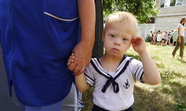 We support families raising children with special needs