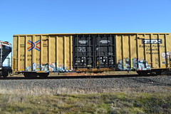 Phrite Sinek & ? (huntingtherare) Tags: train graffiti wa freight fact rollingstock phrite benching