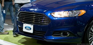 2013 Washington Auto Show - Upper Concourse - Ford 22 by Judson Weinsheimer