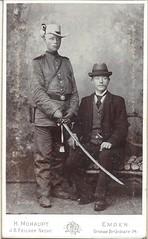 ps3246 (joerookery) Tags: colonial 1900 oriental kolonialtruppen hmohaupt oddcover ostasiatischesexpeditionskorps