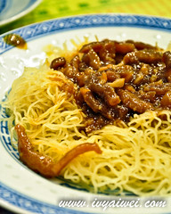 DSC_1020 (ivyaiwei86) Tags: travel hongkong jordan noodles wantan