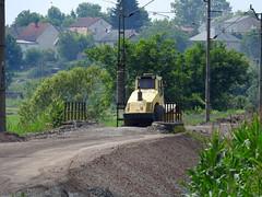 Attala mh Kaposvr fel (Arnold Laszlo) Tags: vast vonat mv vastpts train track