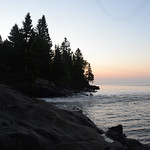sunrise over Lake Superior thumbnail