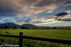 colorado sunset (jocassidy121) Tags: fields mountains exploring sundown sunset colorado