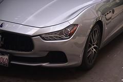From A Dark Place II (Ctuna8162) Tags: chicago street car maserati quattroporte