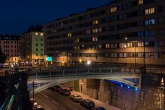 WildKids_DHK0616 (http://gullmars.se) Tags: sdernalm stockholm bridge lundabron torkel knutssonsgatan kvll natt night long exposure