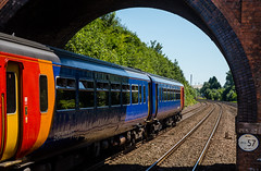 (Peter Leigh50) Tags: east midland trains 158 eastmidlandtrains leicestershire local service main line