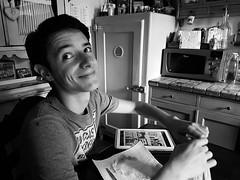 Giovane uomo in cucina.jpg (crestale) Tags: alvise boy giovane portrait ragazzo ritratto young