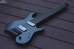 Vader8-1 (NickBudosh) Tags: kiesel guitars vader guitar guitarporn kieselguitars multiscale canon 6d metal maryland