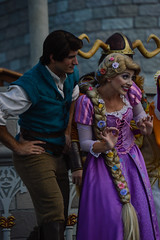 DSC_0484 (photosbyjenna) Tags: disney disneyworld world wdw waltdisneyworld magic kingdom magickingdom tangled frozen anna elsa mickey mickeymouse minnie donald goofy rapunzel flynn