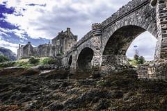 Eilean Donan Castle (Filippo Venturi) Tags: eilean donan castle scotland scozia castello