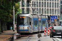 koda 19T #3130 MPK Wrocaw (3x105Na) Tags: koda 19t 3130 mpk wrocaw mpkwrocaw polska poland polen tram tramwaj strassenbahn