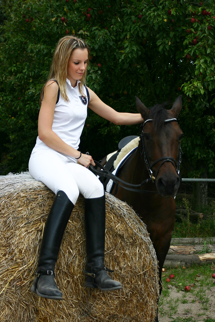 The Worlds Best Photos Of Equestrienne And Horse - Flickr -8757