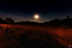 red zone area (stein.anthony) Tags: landschaft landscape natur nature nachtaufnahme langzeitbelichtung longexposure nightime outdoor feld red himmel sundown sonnenuntergang