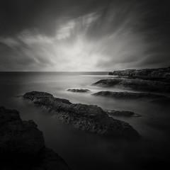 ! (Yucel Basoglu) Tags: fineart landscape longexposure blackandwhite bnw blackwhite turkey seascape waterscape