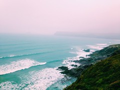 (bethanyhirst1) Tags: adrenaline onelife yolo adventure wet crab shrimps fish seaweed tide drift wipeout men heat hot autumn summer outdoors outside laugh love live sun sand wave beach swimming swim boarding bodyboarding polzeath cornwall coastline coast green blue ocean surfing surf sea