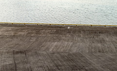 + (Jori Samonen) Tags: concrete steps yellow railing water sea kalasatama helsinki finland nikon d3200 350 mm f18 nikond3200 350mmf18