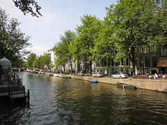 Keizersgracht (Beyond the grave) Tags: amsterdam netherlands holland keizersgracht