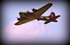 B-17 Texas Raiders (The Old Texan) Tags: airshow b17 texas waco america d7100 nikon