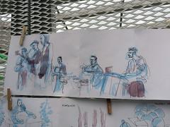 Los dibujatolrato en Arroces del mundo 13