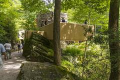 DUG_7313r (crobart) Tags: fallingwater frank lloyd wright kaufmann bear run nature reserve pennsylvania