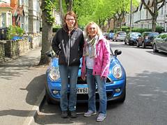 Chris & Sally after NC500 tour, Kings Rd - 20160515_IMG_5142_lores 1024 (Sally Payne) Tags: hires nc500 birmingham chris sally