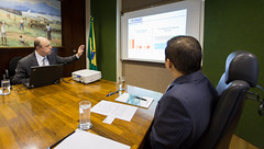 Marcos Pereira recebe reivindicaes do setor de pneumticos - 14/09/2016 (mdic.gov.br) Tags: pneumticos associao nacional indstria anip mdic bridgestone pneus continental goodyear michelin pirelli levorin