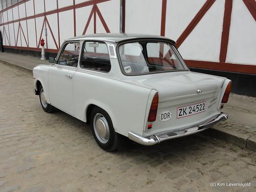 1973' Trabant 601 L