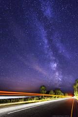 Milky way Studland2 (ancientalien2013) Tags: milky way swanage studland night sky dorset astrophotography