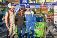 DSC_7001 (Salmix_ie) Tags: clare stages rally 18th september 2016 limerick motor centre oak wood hotel shannon triton showers national championship top part west coast motorsport ireland club nikon nikkor d7100 ralley ralli rallye